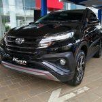 Perbedaan Harga dan Varian Toyota Rush Paling Lengkap