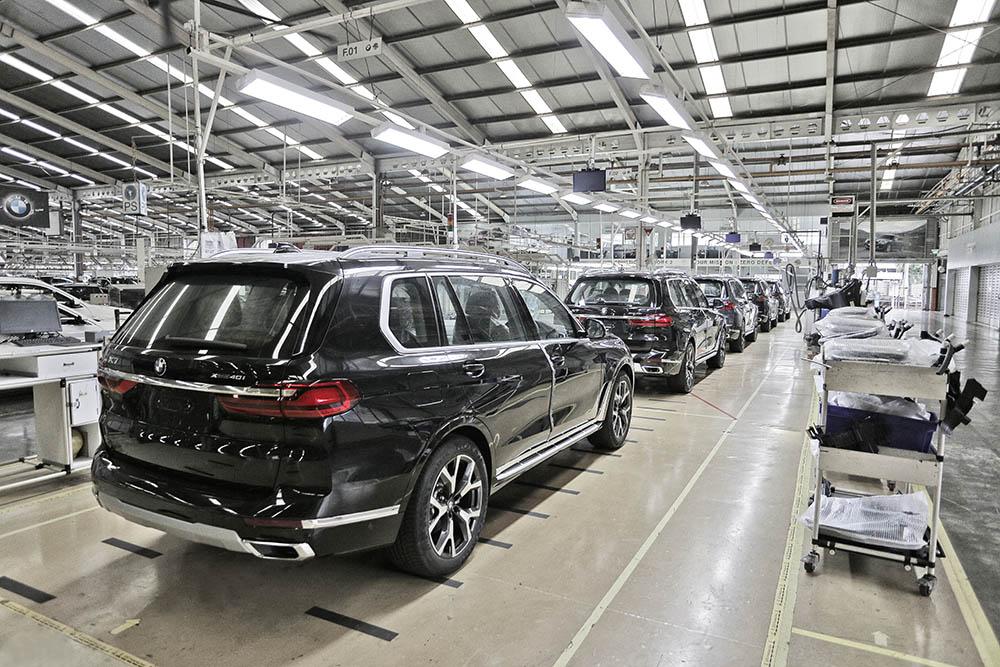 Penjualan BMW Group Indonesia Cetak Rekor Baru di 2021