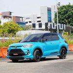 Indonesia Jadi Negara Kedua yang Meluncurkan Toyota Raize