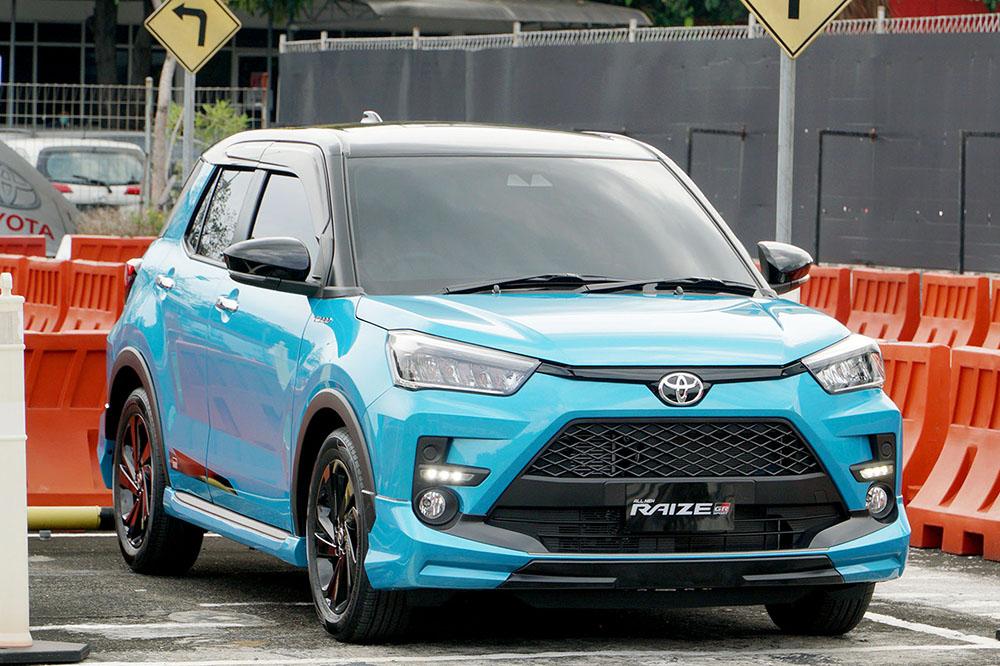 Beda Harga dan Varian Toyota Raize, Gak Sampai Rp 300 Juta!