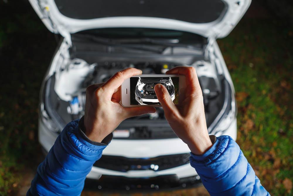 Tips Mengambil Gambar Mobil dengan Smartphone, Dijamin Kece