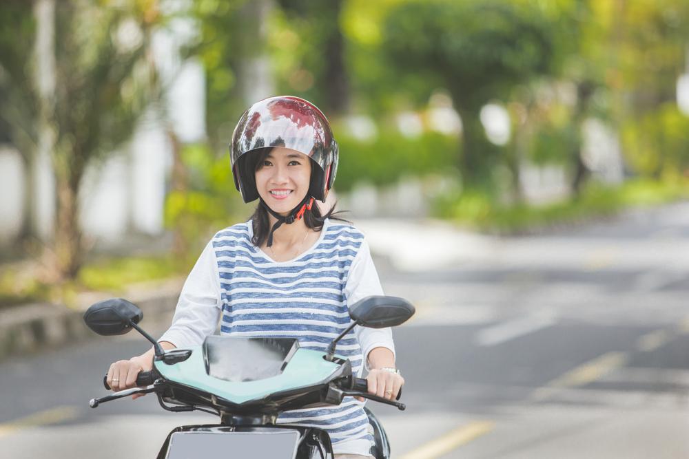Cara Belajar Naik Motor buat Kamu yang Tidak Bisa Bersepeda