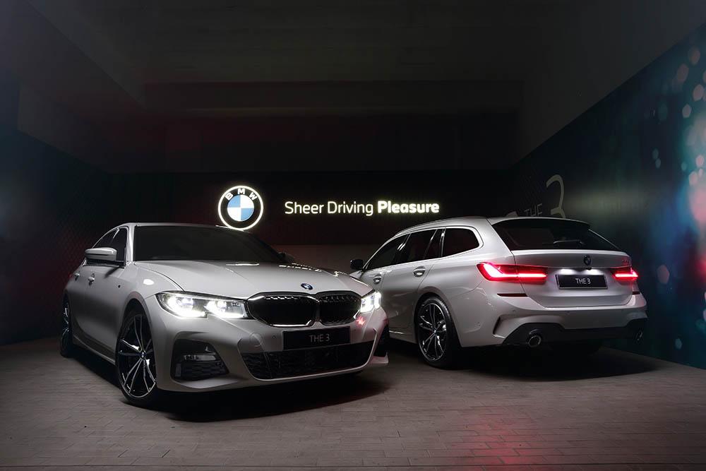BMW Indonesia Luncurkan BMW 320i Touring dan BMW 330i Sedan