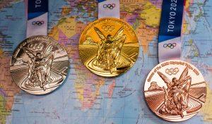 Hadiah Olimpiade Tokyo 2020 bagi Peraih Medali, Siapa Paling Royal?