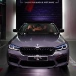 Mobil Buas BMW M5 Competition Mencengkram Aspal Indonesia