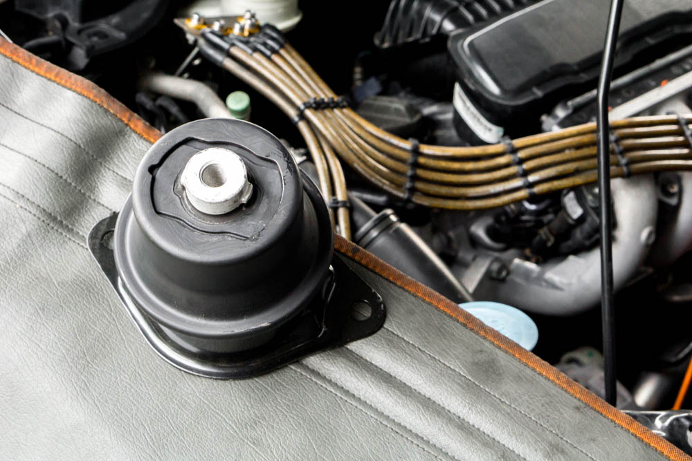 Komponen yang Terganggu bila Engine Mounting Mobil Rusak