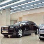 Ciri Khas Mobil Rolls-Royce, dari Pintu hingga Payung