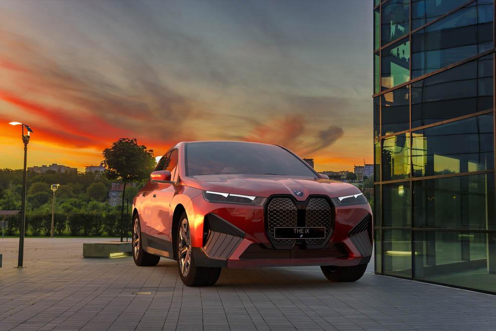 3 Mobil Listrik BMW yang Akan Hadir di Tahun 2022