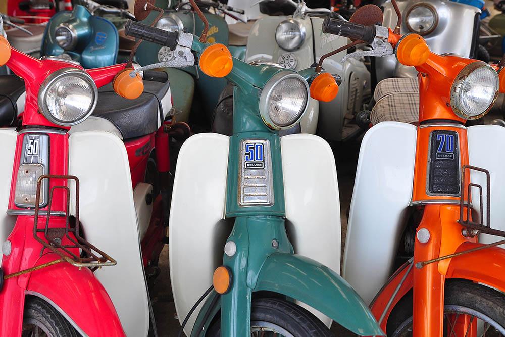 Nostalgia Perjalanan Motor Bebek Honda, Legendaris!